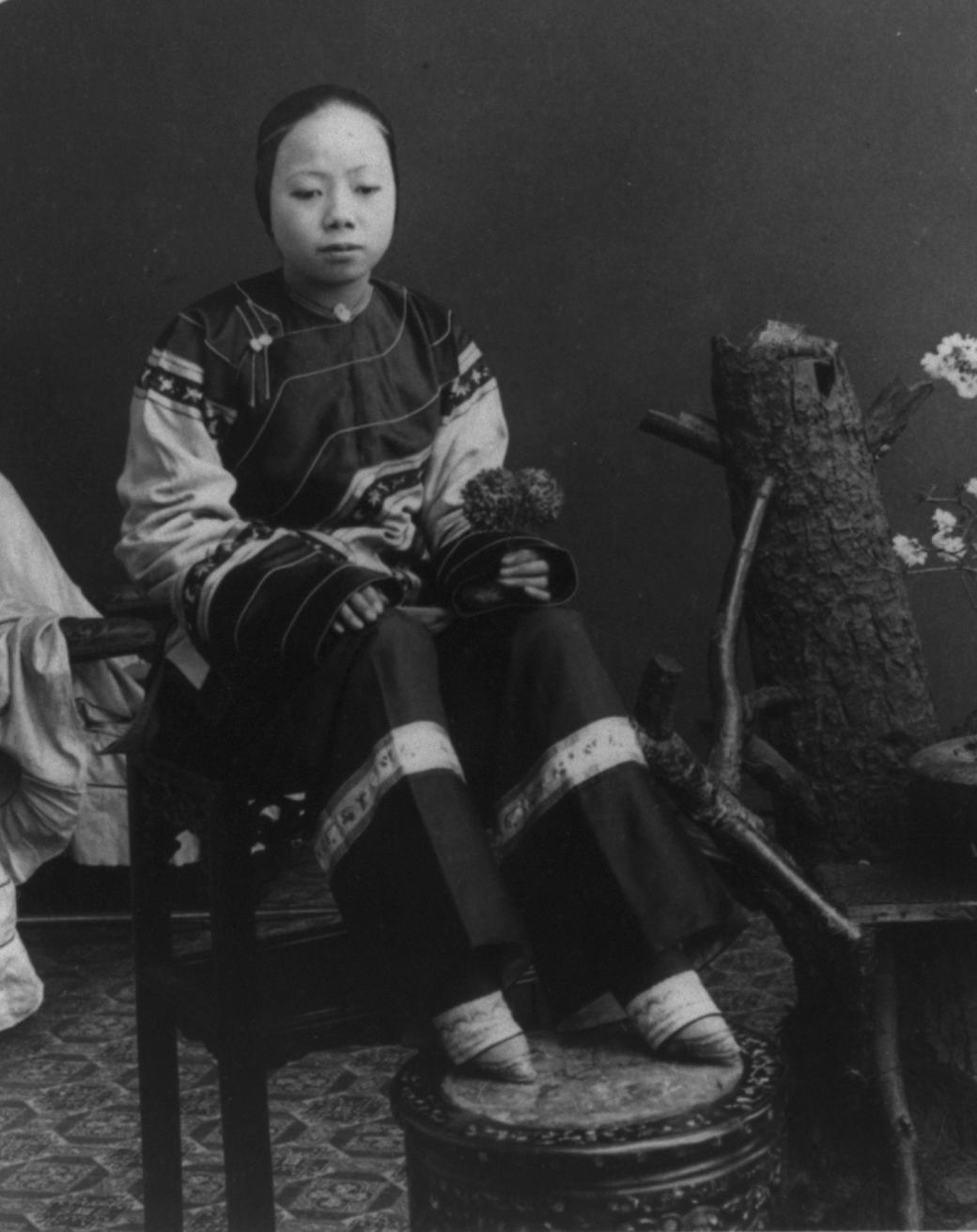ancient chinese foot binding essay Chinese women as one of tremendous oppression, and footbinding as the  summarizing  these others from their own culture still motivates many student  essays  chinese traditional medicine, kinship, ritual, and art (zito and barlow  1994.