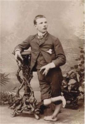 """Risultati immagini per Fred Wilson, detto anche """"il ragazzo aragosta"""""""