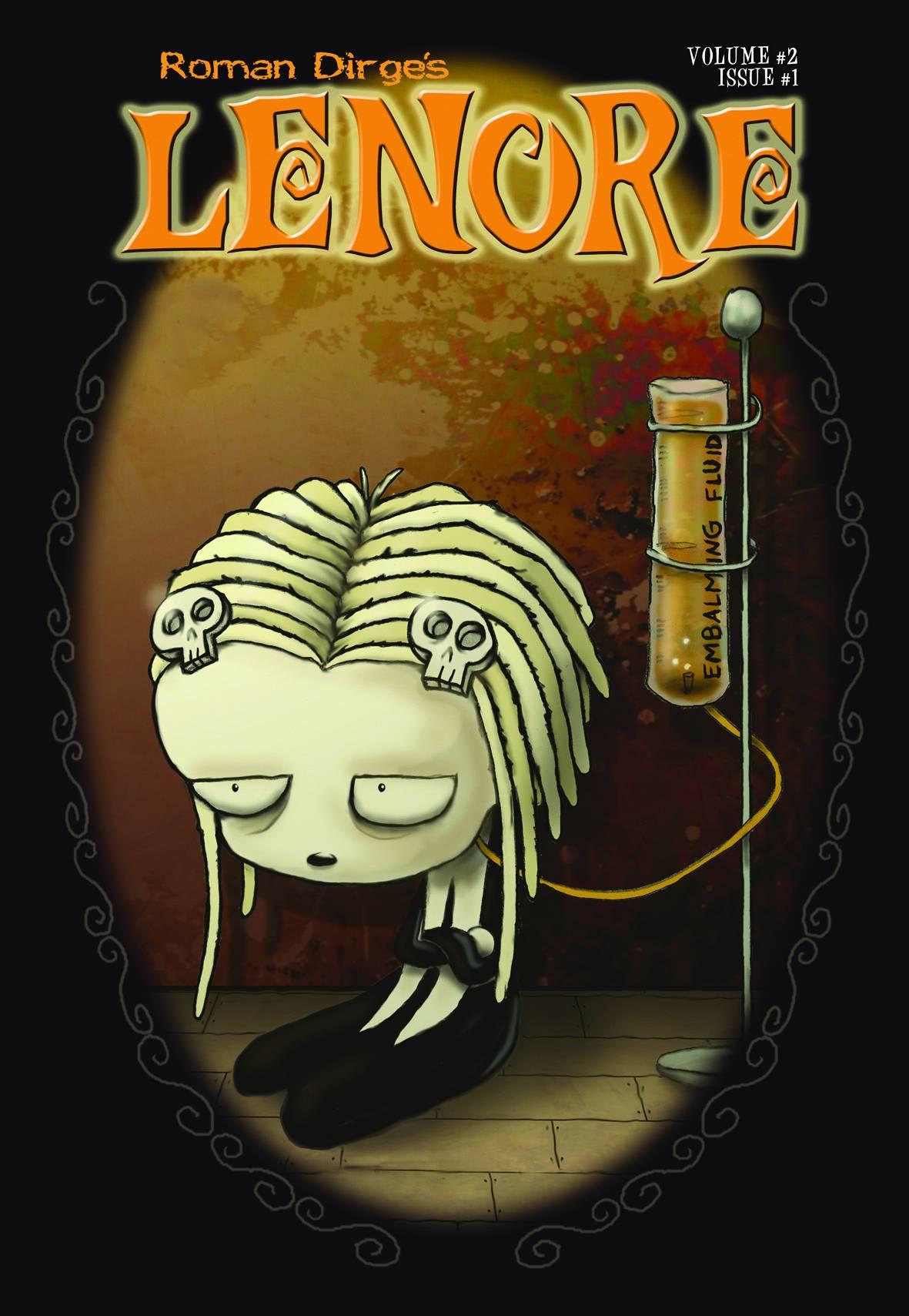 LENORE VOL II I
