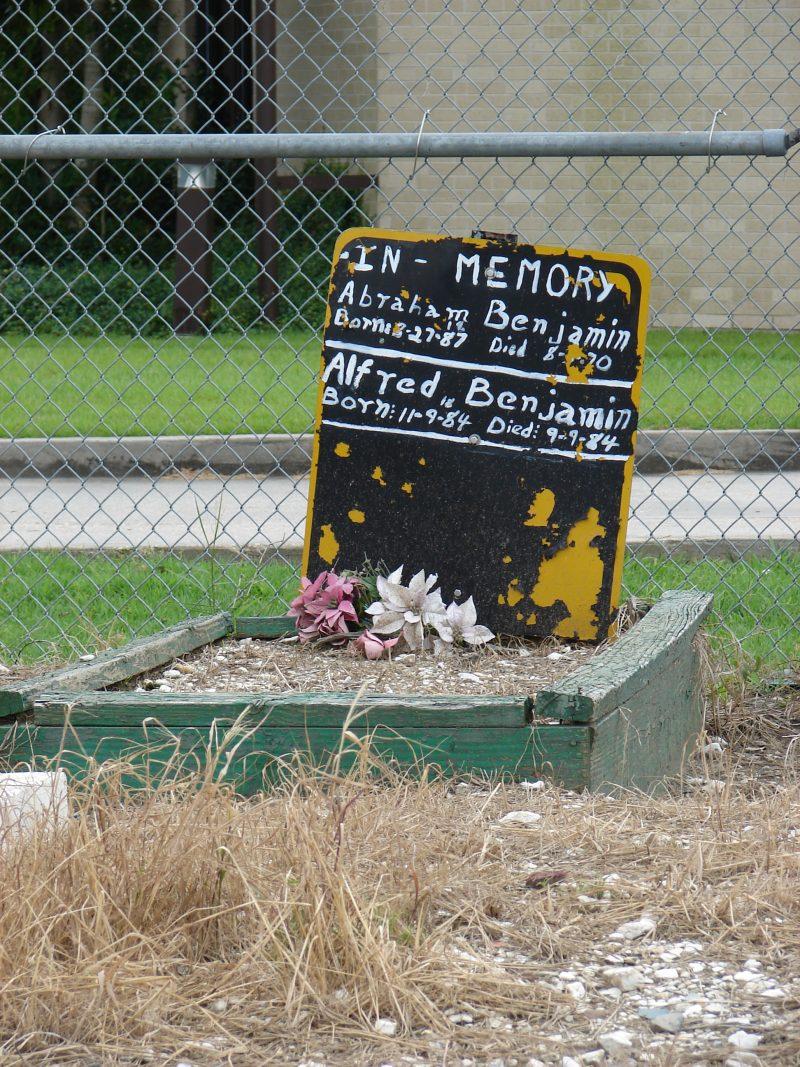 Holt_Cemetery,_New_Orleans,_LA_Benjamin
