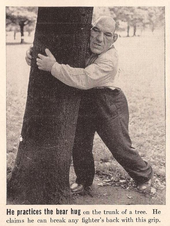 Life Mag 1939 - 4 Maurice Tillet