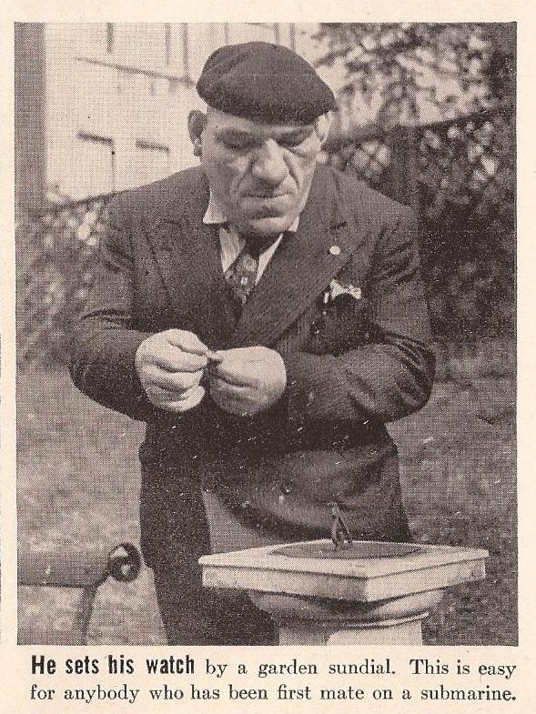 Life Mag 1939 - 5 Maurice Tillet
