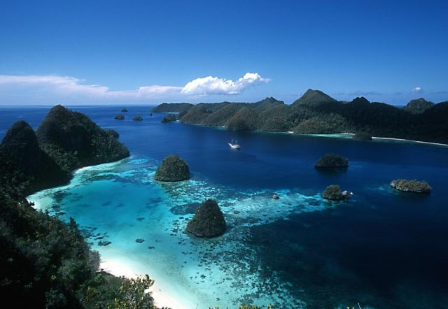 The Sulawesi Island tourism destinations
