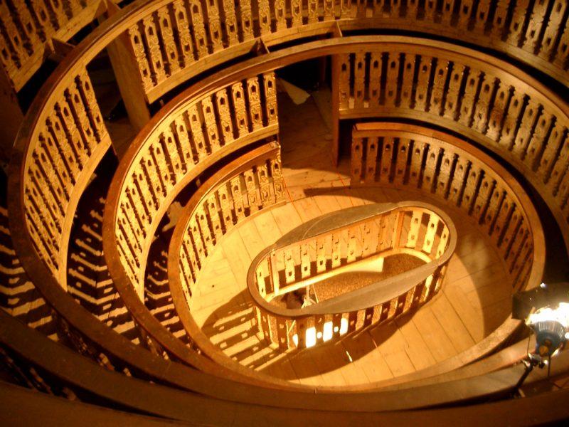 Théâtre-anatomique-Padoue