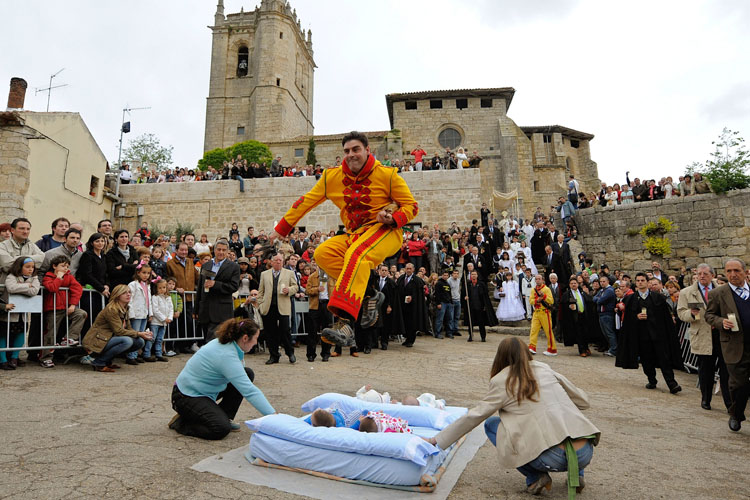 El Colacho Baby Jumping Fiesta