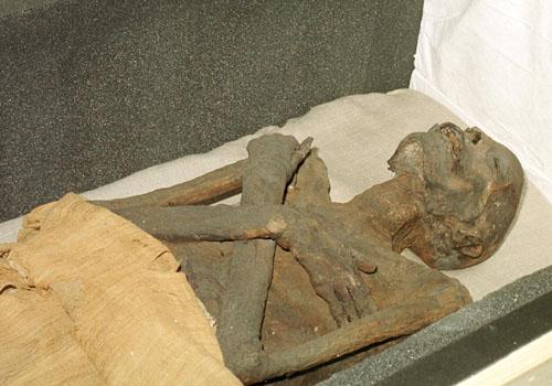 EGYPT-MUMMY-RAMSES