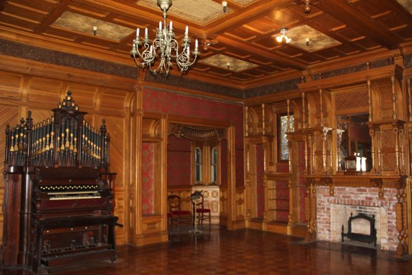 Winchester House Ballroom