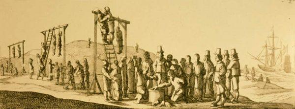 Cornelisz_execution