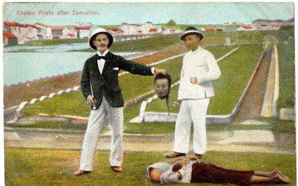 Colonialist postcard (fronte)