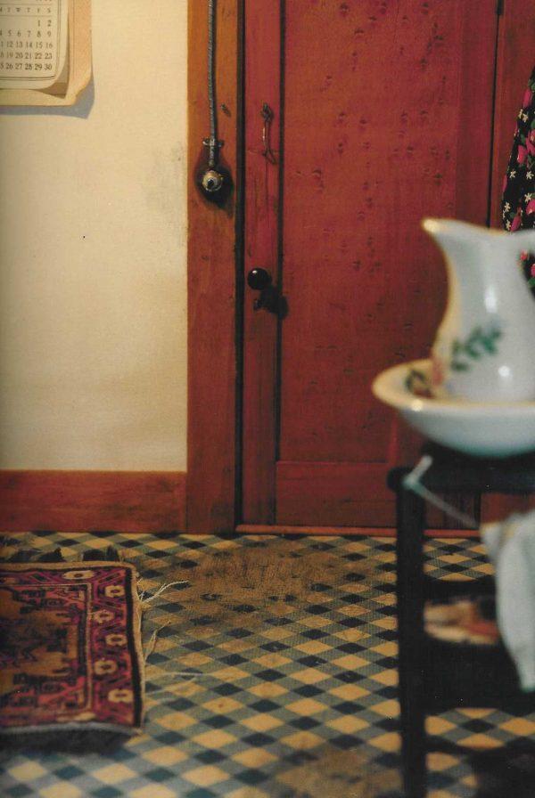 unpaperedbedroom(door)